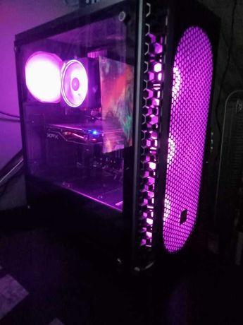 Komputer Ryzen 7 2700X / 16GB RAM