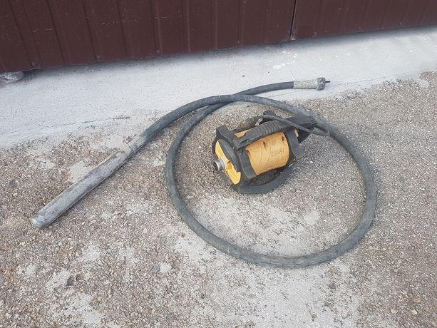 ENAR wibrator, buława do betonu, przetwornica napęd