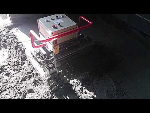 Posadzki cementowe maszynowo