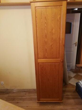 Szafa drewniana sosnowa Fordon