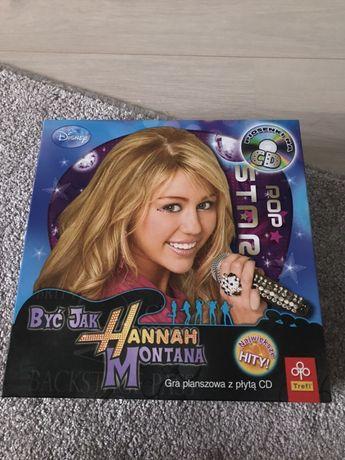"""Gra planszowa """"Być jak Hannah Montana"""""""