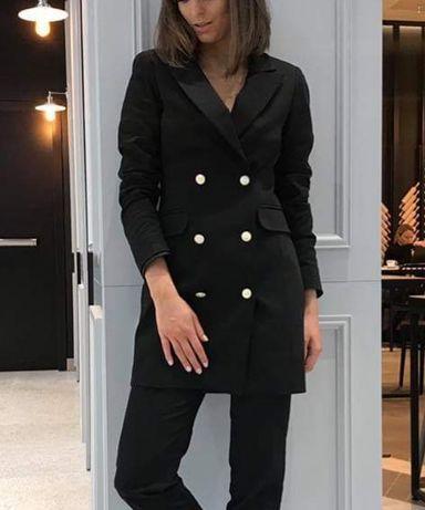 Elegancka sukienka / plaszcz