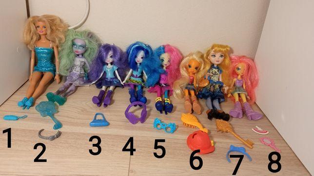 Lalki Monster High/Equestria Girls my little pony/ Barbie