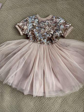 Нарядне плаття на 1 рік