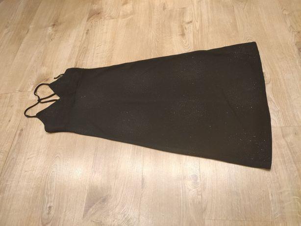 Czarna sukienka 38/M