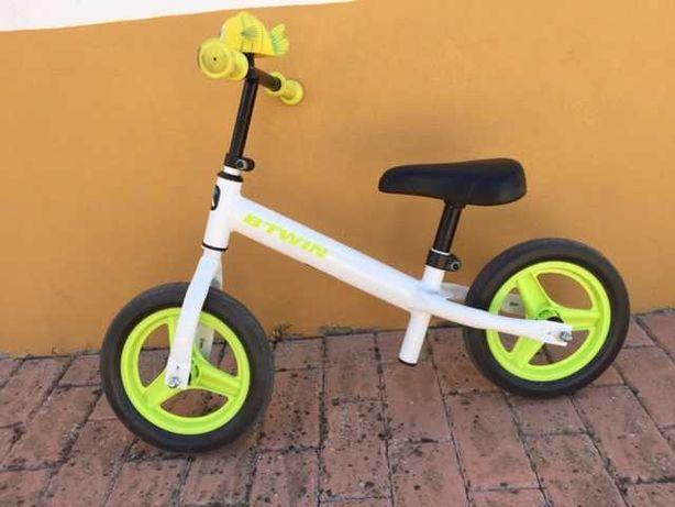 Bicicleta de aprendizagem BTWIN RunRide 100