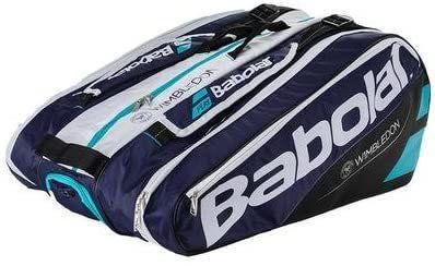 Saco de Ténis / Thermo Bag BABOLAT 12 x Wimbledon NOVO