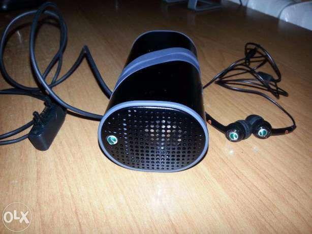 NOWY głośnik STEREO firmy Sony Ericsson