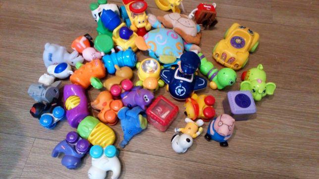 Sprzedam zestaw zabawek dla malucha