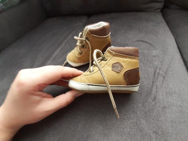 Buciki niemowlęce dł. wkładki 11,5cm