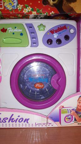 Продам стиральную машинку детскую