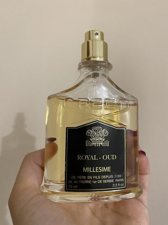 Creed Royal Oud Парфюмированная вода оригинал 65/75мл