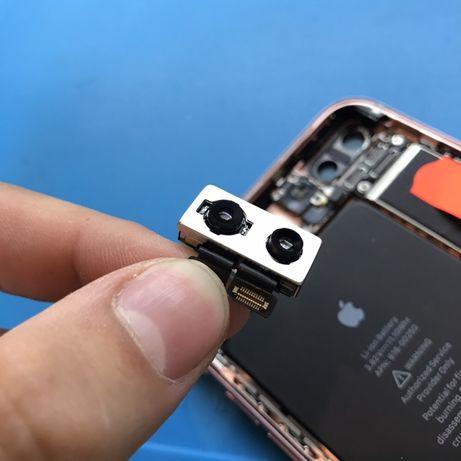 Оригинальная камера iPhone 5s se 6 6s 7 plus 8 X 10селфи экран модуль