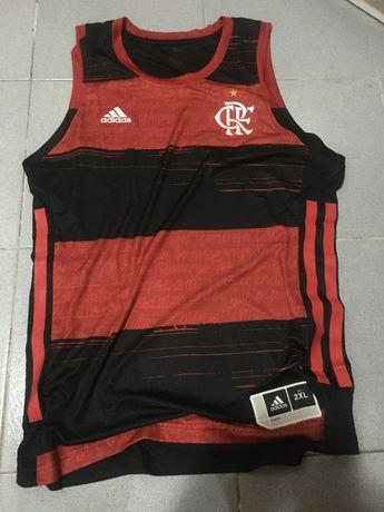 Camisa flamengo Basquete 20/21