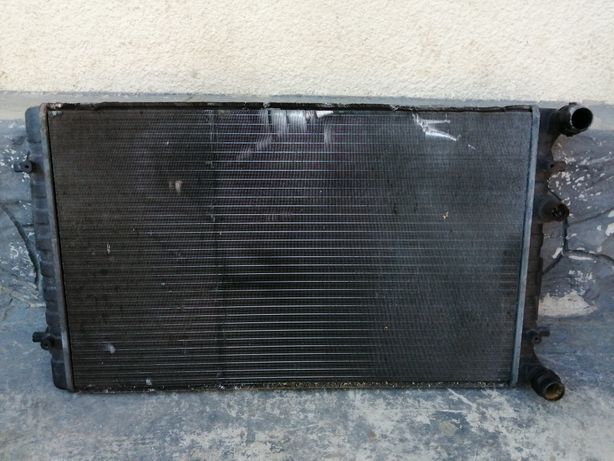 Радиатор VALEO (731606) для VW, SEAT, SKODA, AUDI оригинал