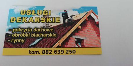 remonty domów, krycie dachów