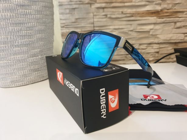Okulary przeciwsłoneczne lustrzanki. Idealne na rower I na codzień