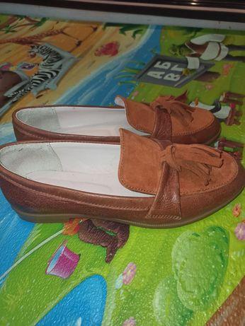 Туфли,лоферы женские р.36
