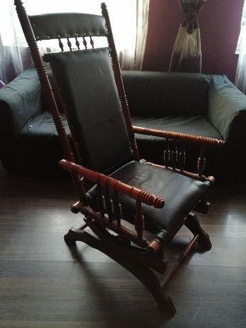 Unikatowy fotel bujany