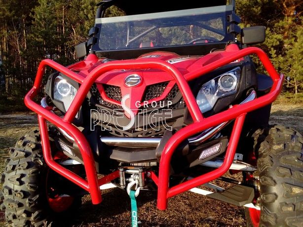 Zderzak Bumper ZFORCE 600 800 CF MOTO Przednie orurowanie UTV