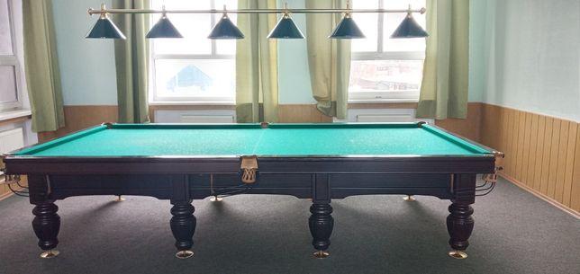 12ф Буффало Ардезия 45 бильярдный стол більярдний стіл бильярд більярд