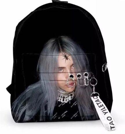 Стильный рюкзак с заклепками БИЛЛИ АЙЛИШ( из США )