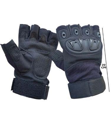 Rękawice Taktyczne bez palców roz: M, L i XL.