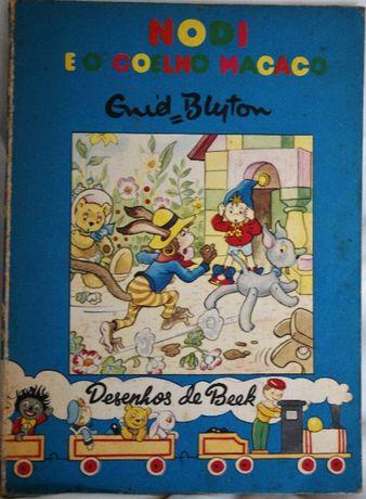 Livro Noddy - edição 1959 NOVO PREÇO