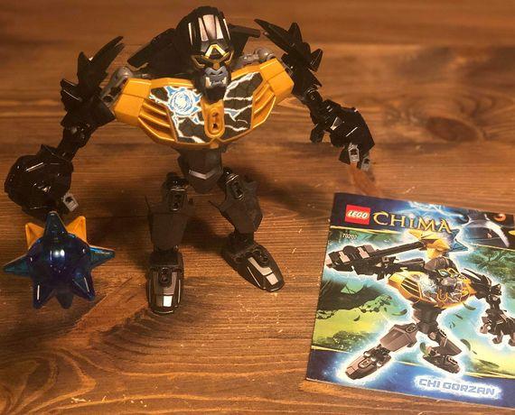 LEGO Лего 70202 Legends of Chima ЧИ Горзан
