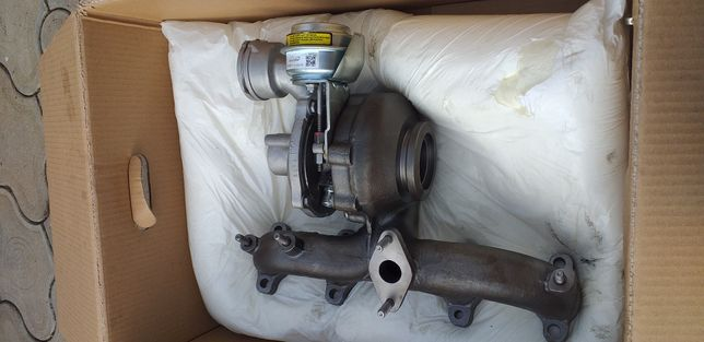Продам турбину на фольцваген Т -5 объёмом двигателя 1.9