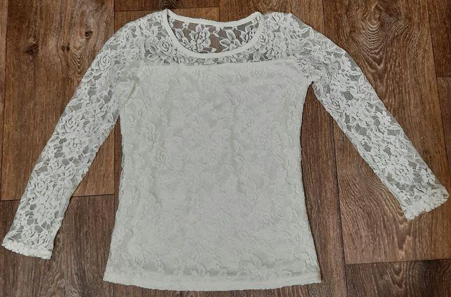 Красивая кофточка, блуза, гольф, р. 146
