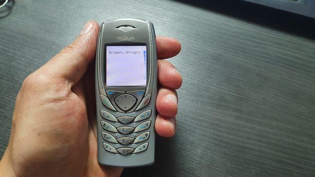 Nokia 6100 в отличном состоянии наговоров 355 часов