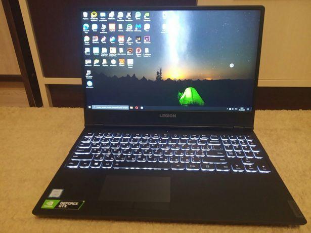 Игровой ноутбук legion y540-15irh-pg0 В идеальном состоянии