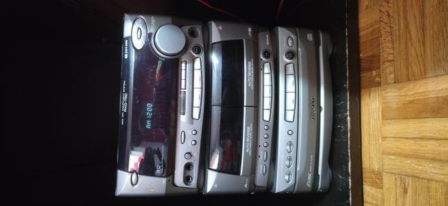 Vendo Sistema Som Sony