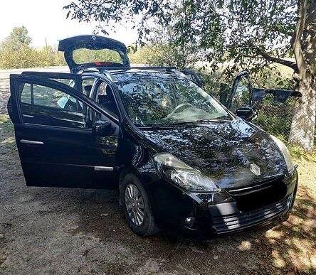 Renault Clio 3 Grandtour 2012