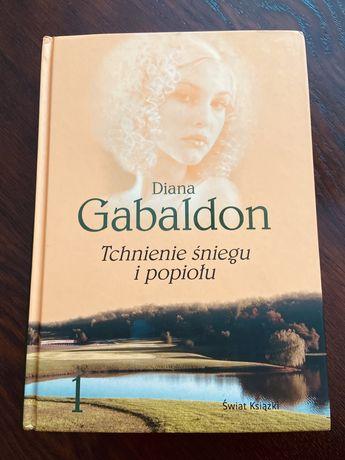 Diana Gabaldon - Tchnienie śniegu i popiołu