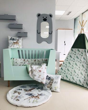 Кроватка  транчформер детская для новорожденных