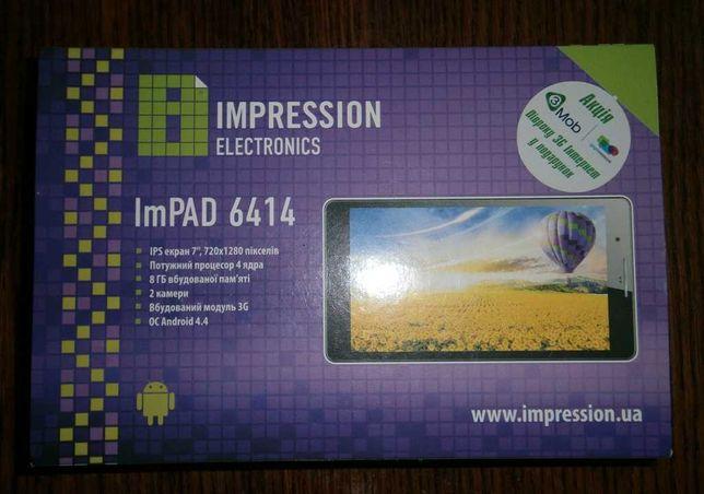 Планшет Impression ImPAD 6414