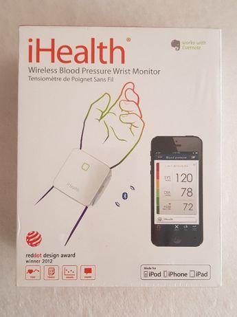 iHealth Wireless Blood Pressure Wrist Mon bezprzewodowy ciśnieniomierz