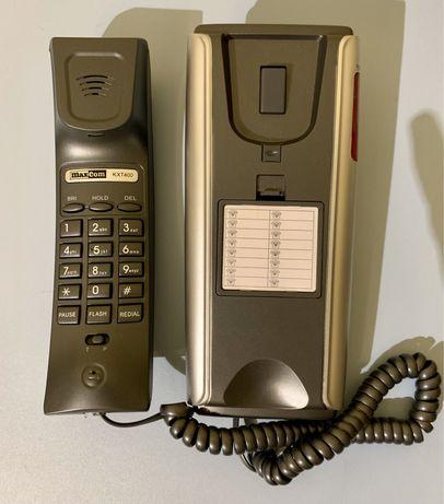 NOWY telefon stacjonarny maxcom kxt 400