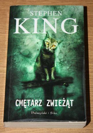 Cmętarz Zwieżąt Smętarz dla zwierzaków Stephen King