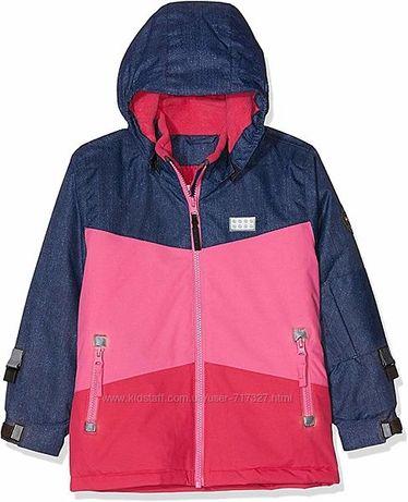 Зимняя куртка из США, качество Reima, Lenne, р-р 128-134, на 8-9 лет