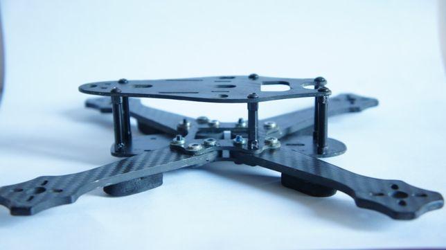 """Rama do drona wyścigowego FPV RR210 Rotoracer 5"""" carbon"""