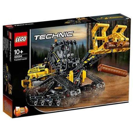 Lego Technic 42094 - Tracked Loader / Trator de Carga