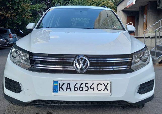 Volkswagen Tiguan Тигуан 2017