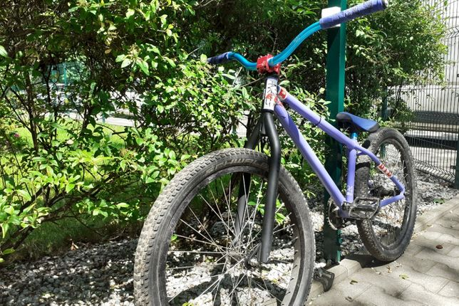 Rower Dirt/Street NS suburban 24