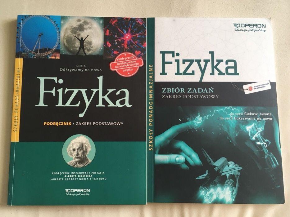 Nowe książki fizyka liceum Piwniczna-Zdrój - image 1