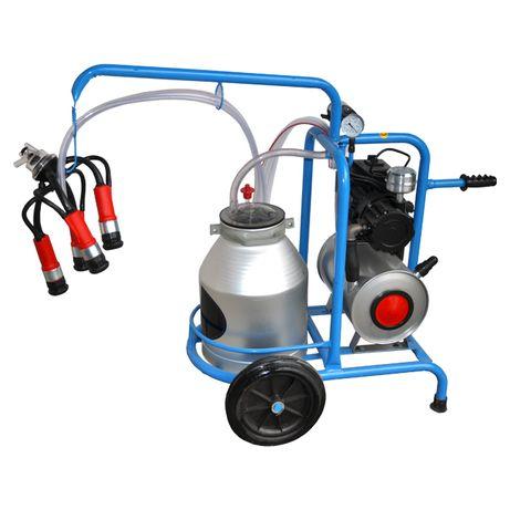 Доильный (доїльний) аппарат для коров, коз, овец TEHNOMUR
