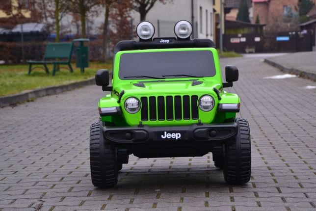 Auto na Akumulator Jeep Wrangler Rubicon RATY