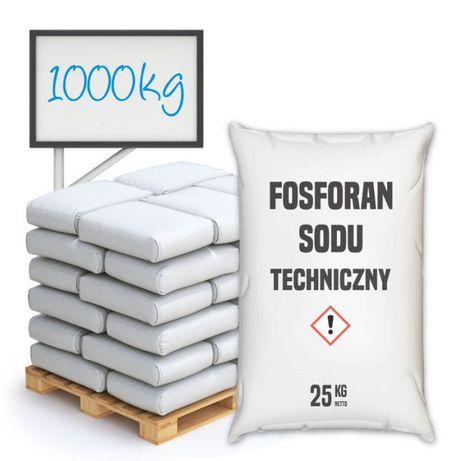 Fosforan sodu (fosforan trójsodowy) techniczny 1000 kg